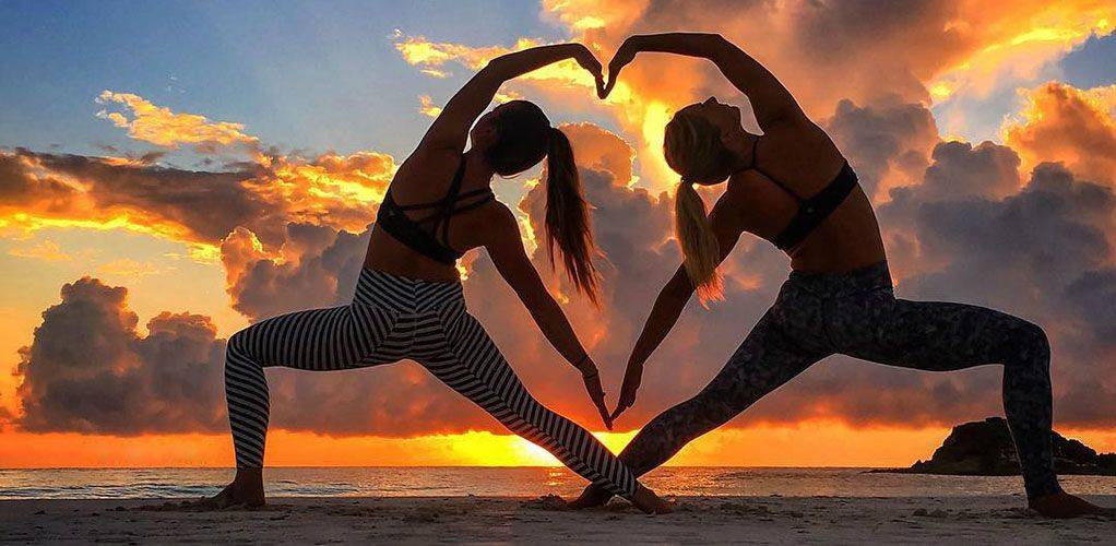 йога для сердца в картинках черному каркасу кровати